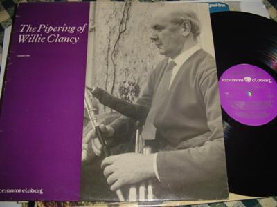 Willy Clancy - PIPERING OF - CLADDAGH { 217